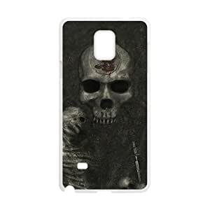 meilinF000The Skull Cell Phone Case for Samsung Galaxy Note4meilinF000