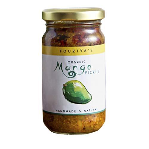 FOUZIYA'S COOKING Mango Pickle - Maharashtrian Flavour 200 GR (7.05 oz) ()