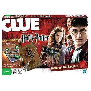 Clue Harry Potter 2011 Version