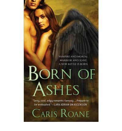 Born of Ashes by St Martins Pr 2012-01-03