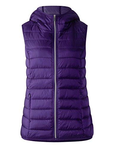 Donna Street Esterno rich Violett One Da 11367 Gilet Purple qwwnFZ4fIx
