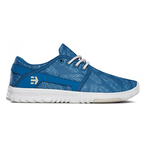 CHAUSSURES ETNIES SCOUT WOS BLUE GREEN