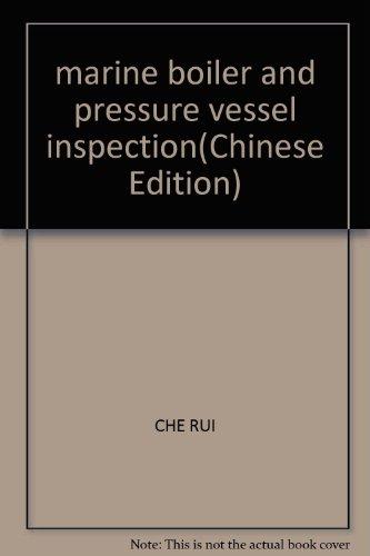 marine boiler and pressure vessel inspection