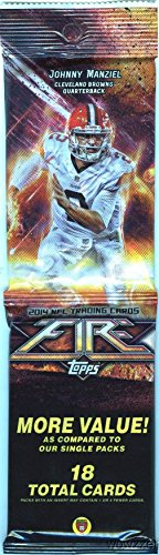 Topps Football EXCLUSIVE including Autographs