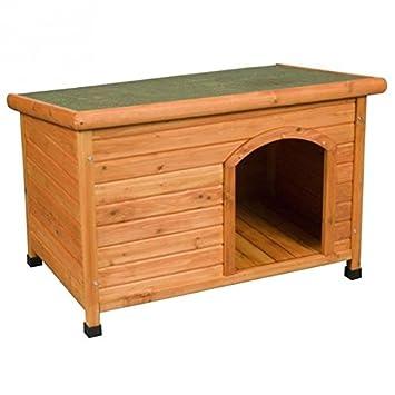 Riga Perro de la perrera de madera Max 100: Amazon.es: Productos para mascotas