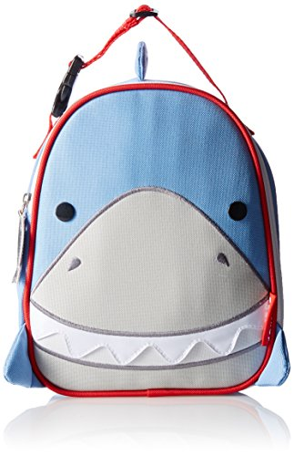 Skip Hop Zoo Lunchies Insulated Lunch Bags, Hippo
