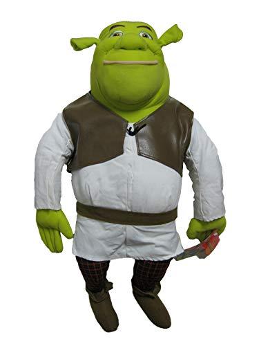 Click for larger image of 24' Large Shrek Plush Toy 100% Ogre Stuffed Animal