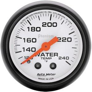 AUTO METER 5732 Water Temperature 120-240 Degree Fahrenheat