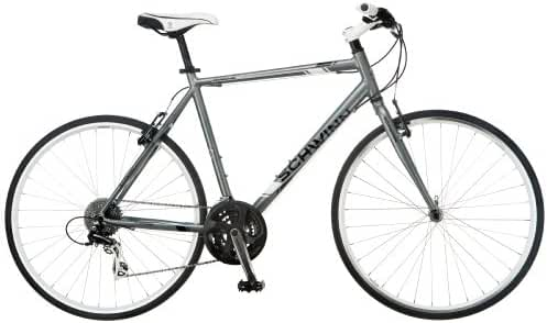 Schwinn Men's Phocus 1500 700C Flat Bar Road Bicycle