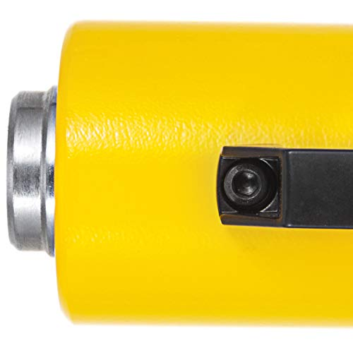 Mophorn 10T 6'' Stroke Hydraulic Cylinder Jack Solid Single Acting Hydraulic Ram Cylinder 150mm Hydraulic Lifting Cylinders for Riggers Fabricators (10T 6'') by Mophorn (Image #7)