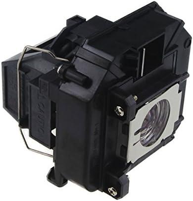 SunnyPro V13H010L60 Projector lamp ELPLP60 for Epson Brightlink 425Wi Brightlink 430i Brightlink 435Wi EB-420 EB-425W EB-900 EB-905 EB-93 EB-93e EB-95