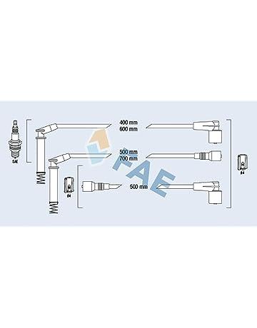 FAE 83800 Juego de cables de encendido