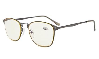 Eyekepper EVA Zip caso di occhiali da lettura nero(5 pcs) 9cxnIA5AlY