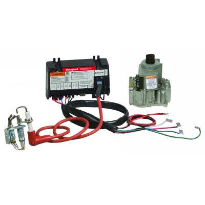 Honeywell Intermittent Pilot Retrofit Kit - Color - Y8610U4001/U ()