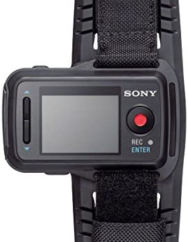 Black Sony RMLVR2 Live View Remote for Action Cam