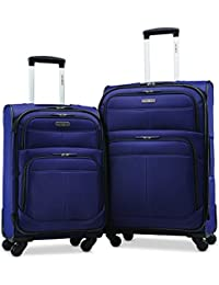 Samsonite Upspin Lightweight Softside Set (21