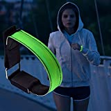 Reflective Sports Wristbands for