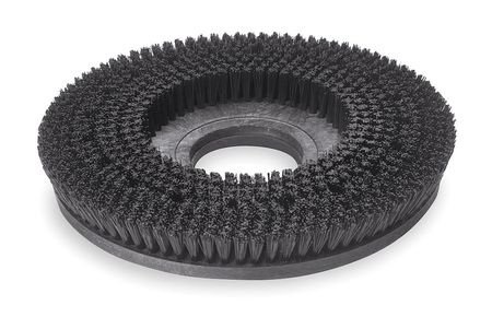 Scrubbing Rotary Brush, 17 In. Machine by Tough Guy