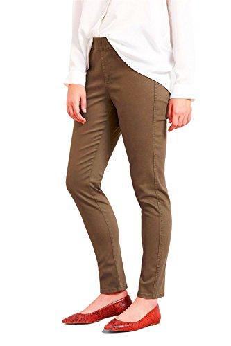 Premaman Aderenti Con Da Così Sotto Bassa A Vita Jeans Il Pancione Donna Jeggings Elasticizzata wA4qSxcf