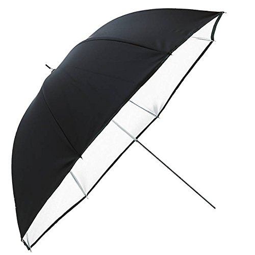 Hensel Master L White 42'' Diameter Photographic Umbrella by Hensel