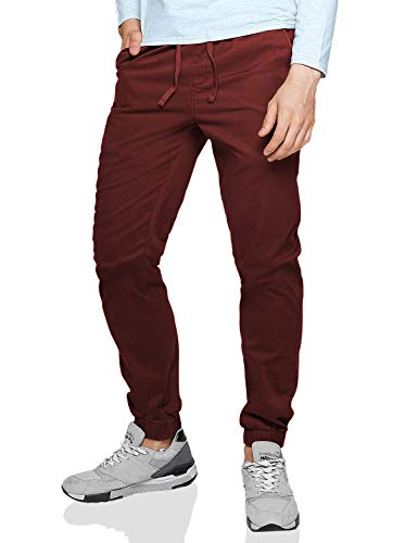 Match Men's Loose Fit Chino Washed Jogger Pant (34, for sale  Delivered anywhere in USA