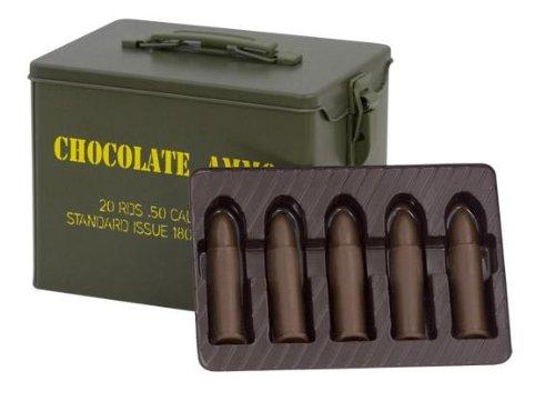 Chocolate Ammo 24020 Chocolate Ammo