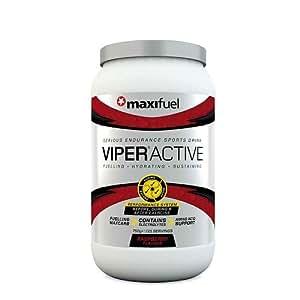 Amazon Com Maxifuel Viper Active 750 G Raspberry Energy
