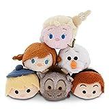Disney Tsum Tsum Frozen Set of 6 Characters for Sale