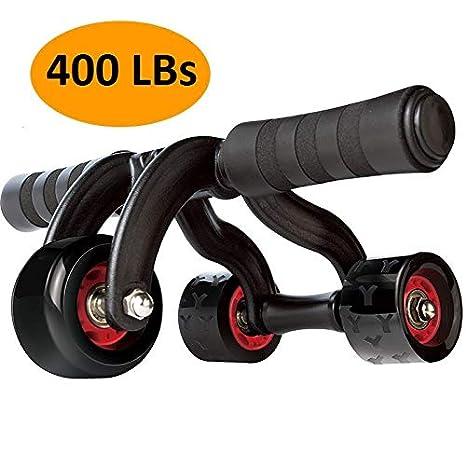Amazon.com : kansoon ab roller wheel exercise equipment 3 4 ab