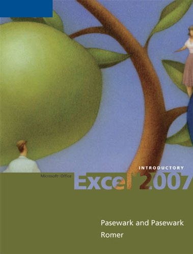 Download Microsoft Office Excel 2007: Introductory (Available Titles Skills Assessment Manager (SAM) – Office 2007) Pdf
