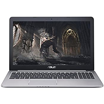 ASUS K501UW-AB78 15.6-inch Full-HD Gaming Laptop (Intel Core i7, GTX 960M, 8GB DDR4, 512GB SSD) Glacier Grey