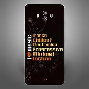 Huawei Mate 10 I love musics