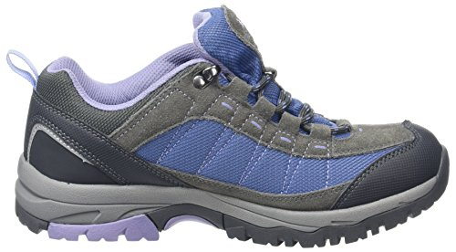 Trespass Scree, Scarpe Sportive Outdoor Donna Grigio (Steel)
