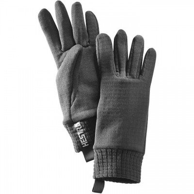 Hestra Polartec Power Dry Waffle Liner Glove Black 10 Polartec Liner