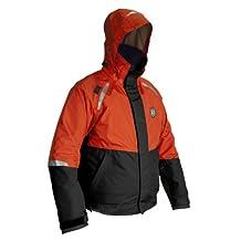 Mustang Survival Catalyst Flotation Jacket, Orange/Black, Small