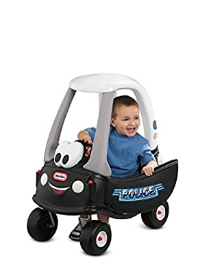 Little Tikes Cozy Coupe Tikes Patrol, Ride-On