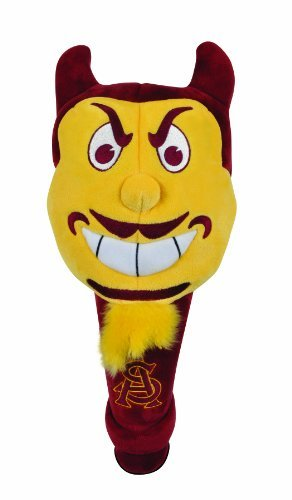 Arizona State Sun Devils Shaft Gripper Mascot Headcover by Team Effort