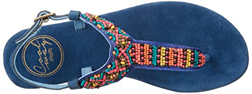 Coolway Womens Miami Flat Navy GM75G