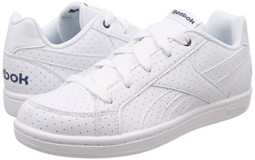 Donna Blu Prime Fitness washed Zapatillas Scarpe Blue Reebok White Da Royal 8BwzR18qvx