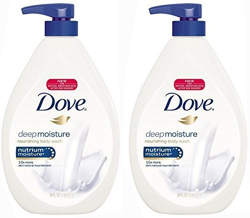 Dove Deep Moisture Body Wash Ingredients