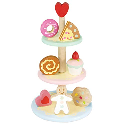 Le Toy Van Honeybake Collection, Tier Cake Stand - 3 Layers]()