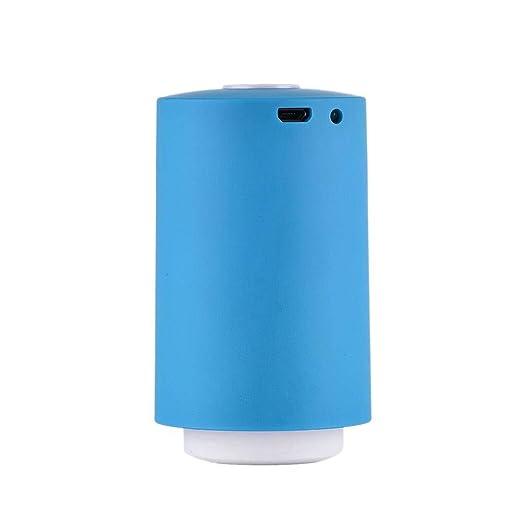 Kitabetty Bolsas de Almacenamiento de vacío de Viaje de Uso Dual multifuncionales, con Carga por USB Bomba eléctrica Bolsas Reutilizables de Ahorro de ...