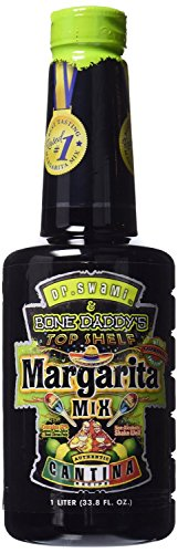 Dr. Swami & Bone Daddy's Top Shelf Margarita Mix 32 oz. (Pack of 2) (Best Margarita Mix Recipe)