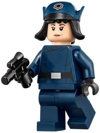 LEGO Star Wars Episode 8 Minifigure - Rose First Order Disguise (75201)
