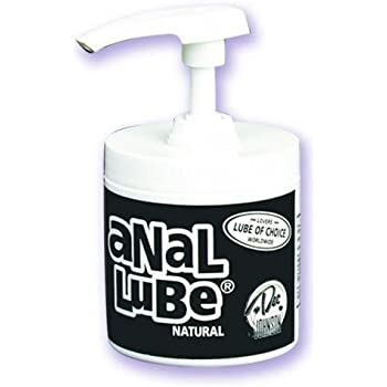 Household items anal lube