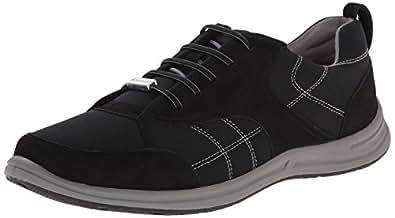 ROCKPORT Womens XCS Walk Together Elastic Lace XCS Walk Together Elastic Lace Black Size: 10