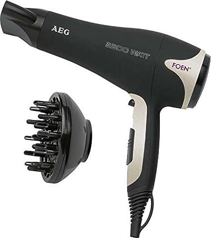 Secador de pelo con forma Boquilla + Difusor secador haarfön pelo secador pelo secador harfön AC
