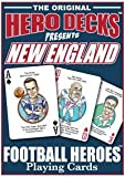 New England Football Heroes : Playing Cards, , 0976537567