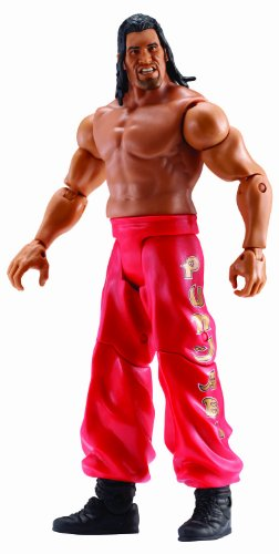 WWE Series #33 Superstar #57 Great Khali Figure by Mattel