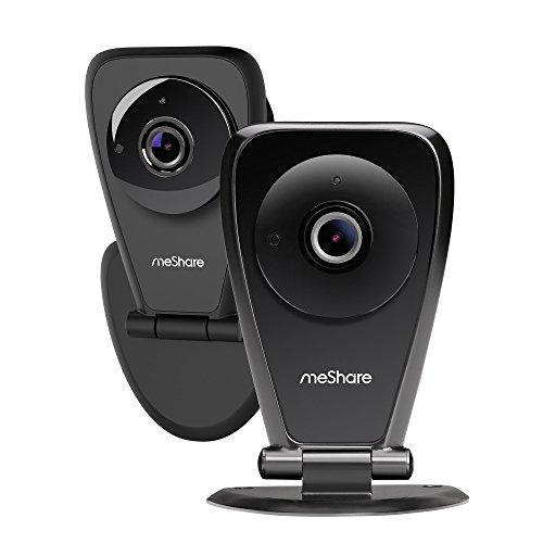 MeShare MS003C-4 1080p Mini Wireless Two-way Audio Camera 4-Pack